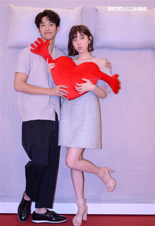劉以豪、郭雪芙新戲《我們不能是朋友》圖/八大電視提供