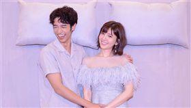劉以豪、郭雪芙新戲《我們不能是朋友》 圖/八大電視提供
