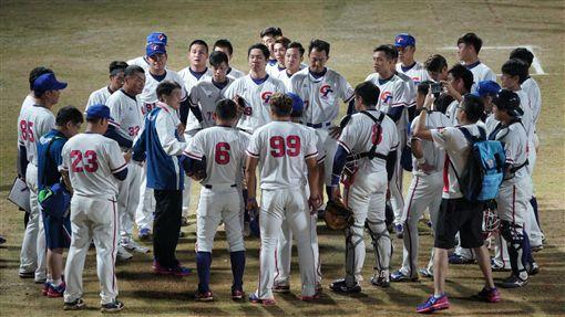 ▲中華棒球隊31日要面對日本。(圖/中華奧會提供)
