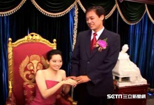 楊偉中,結婚,豪門,千金,陳以真,妻子,老婆圖/資料照(2006年 ID-1522207