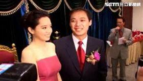 楊偉中,結婚,豪門,千金,陳以真,妻子,老婆 圖/資料照(2006年