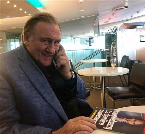 法國,傑哈德巴狄厄,性侵,Gerard Depardieu,性騷擾(圖/翻攝自Gerard Depardieu臉書)