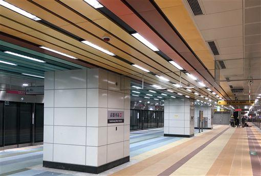配合台鐵高雄站地下化 高捷R11站9月搬新家