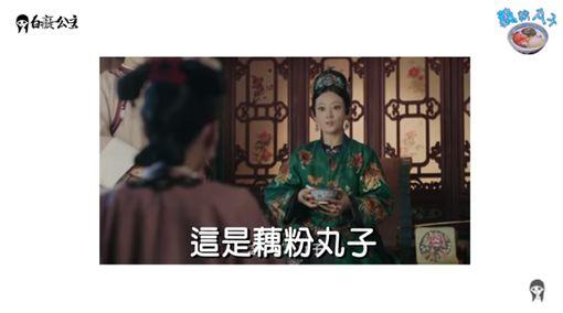 白癡公主、滴妹、延禧攻略/YT、愛奇藝