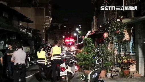 台北市,開瓦斯自殺,夫妻吵架,迪化街二段
