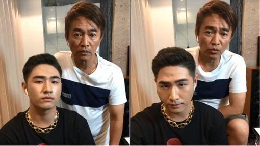 吳宗憲,鹿希派/翻攝自臉書