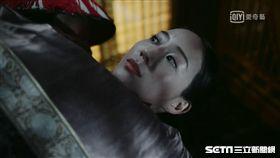 張鈞甯在《如懿傳》中飾演愉貴人海蘭。(愛奇藝台灣站提供)