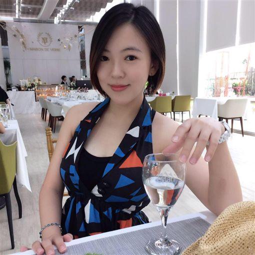 女主播,白喬茵/翻攝自臉書