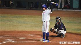 雅加達亞運中華棒球隊詹子賢。(資料照/記者王怡翔攝影)