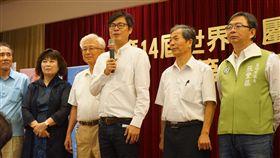 民進黨,陳其邁,美濃,勘災,補助,高雄,候選人 圖/翻攝自陳其邁辦公室提供