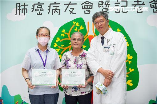 大林慈濟醫院,肺癌,B肝