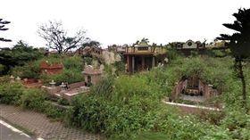 墳墓,墓碑,文化,歷史,都市發展(圖/翻攝自Google Map)