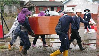 823水災 慈濟上萬名志工投入關懷