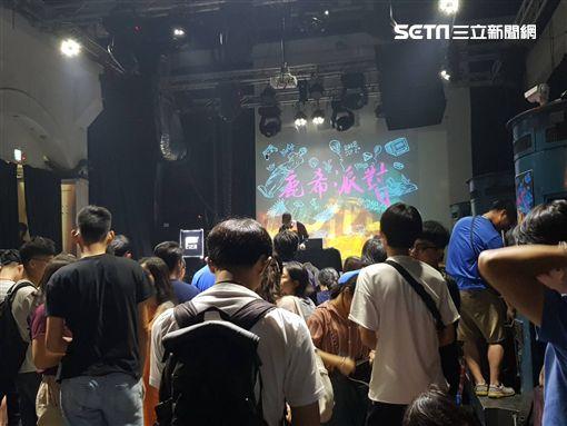 吳睿軒《鹿希派對》圖/記者李依純攝影
