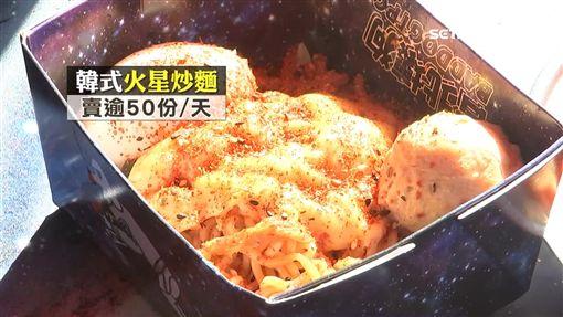 炒泡麵配角泡菜熱賣 自開生產線量販SOT炒泡麵,泡菜,生產線