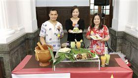 外籍夫妻愛上新竹 定居創業分享家鄉美食