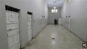 利比亞首都南郊監獄暴亂 約400囚逃脫(圖/翻攝自每日郵報)