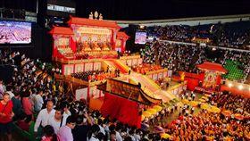 供佛齋僧感謝父母恩 柯文哲出席佛教盛會