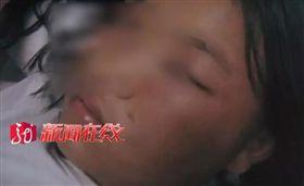 大陸黑龍江發生一起霸凌事件,一名13歲少女遙遙(化名)遭同學欺負,不僅頭髮被剪掉,還遭摑掌脫衣拍裸照。當地警方獲報後,逮捕涉事5名同學,但因霸凌者還未成年,不予行政處罰。(圖/翻攝自新聞在線)