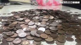 銅板、零錢、1元、硬幣
