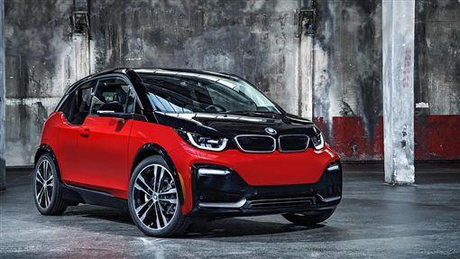 BMW i3(圖/BMW提供)
