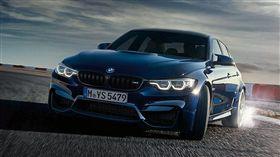 BMW M3(圖/BMW提供)