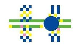 「中華民國 讚國慶」官方粉絲團上傳部分今年國慶LOGO設計。(圖/翻攝自臉書)