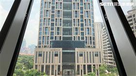 華南金控總部大樓。(圖/記者蔡佩蓉攝影)