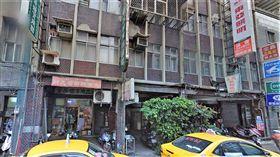 台北市萬華區老婦上吊自殺,家屬仍堅持將她送醫急救(翻攝Google Map)