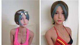 ▲靈氣娃娃提供6種不同的情趣娃娃。(圖/翻攝自Aura Dolls官網)