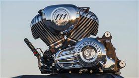 Roadmaster將使用汽缸休眠引擎。(圖/翻攝Indian官網)