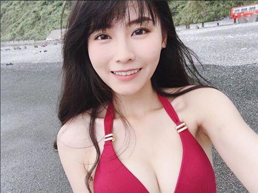 校園正妹,成功大學羅珮恩(翻設自臉書)