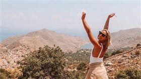 上豪華遊艇賺錢 20歲澳洲女模身亡 豪華遊艇,Sinead McNamara,女模 翻攝自Sinead McNamara IG
