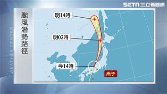 燕子肆虐日本 吳德榮解析對台影響