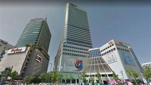 南韓。(圖/翻攝自GoogleMap)