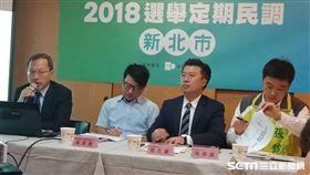 台灣世代智庫公布新北市長選舉民調(圖/記者李英婷攝)