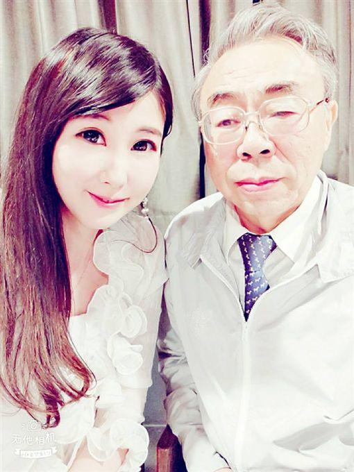 劉盈秀,王文淵/翻攝自臉書