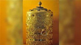 印度要價2億的黃金便當盒失竊。(圖/翻攝news18)
