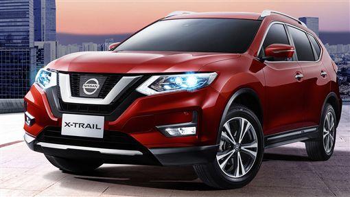 Nissan X-Trail(圖/翻攝網路)