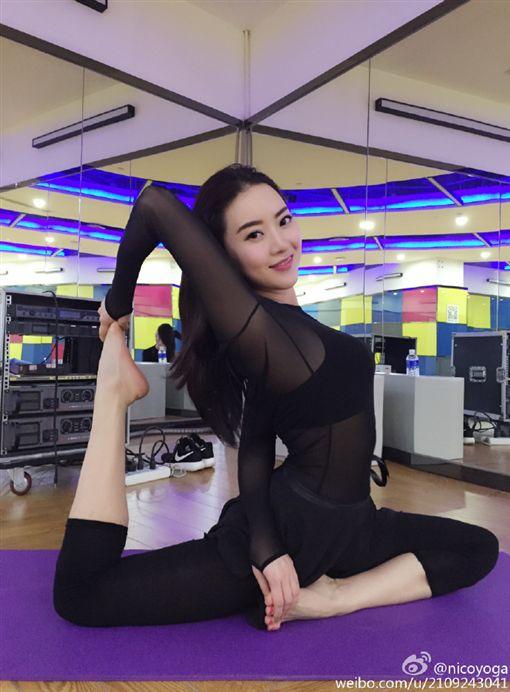 蔣娉婷 /翻攝自微博