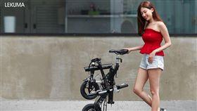 全球第一台!可托運登機電動自行車將上市