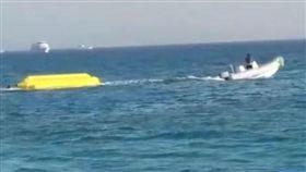 埃及,香蕉船,遊艇,溺斃,旅行社(圖/翻攝自太陽報)
