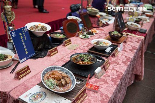 台北,米其林,必比登,美食,牛肉麵