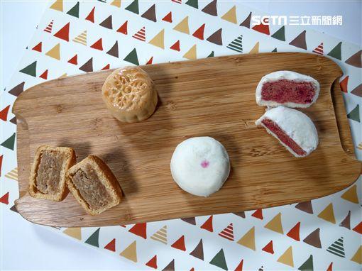 月餅,辣味冰淇淋,中秋節