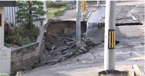 北海道強震 氣象廳:未來數日恐有強烈餘震圖/翻攝自推特