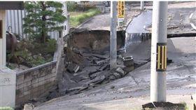 北海道強震 氣象廳:未來數日恐有強烈餘震 圖/翻攝自推特
