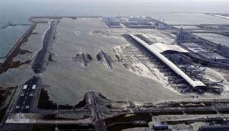 日本關西機場聯外鐵路 修復需1個月
