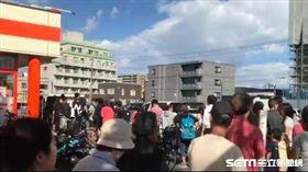 北海道地震。(圖/取自台灣女孩的北海道生活)