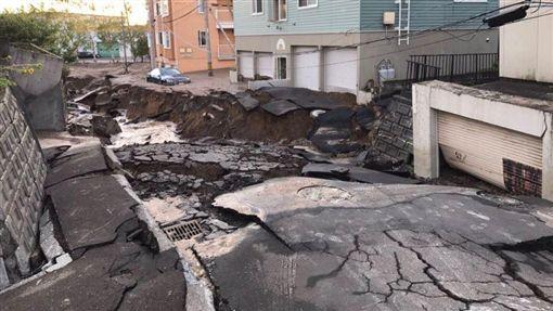 ▲北海道地震。(圖/翻攝自推特@Tkaiok69)