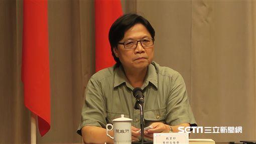 教育部長葉俊榮。(圖/記者盧素梅攝)